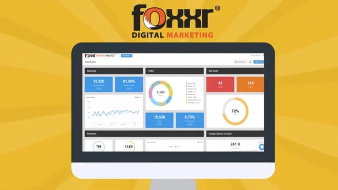 Foxxr Marketing Analytics 1