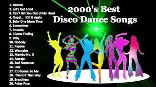 Best Disco Dance Songs of 2000