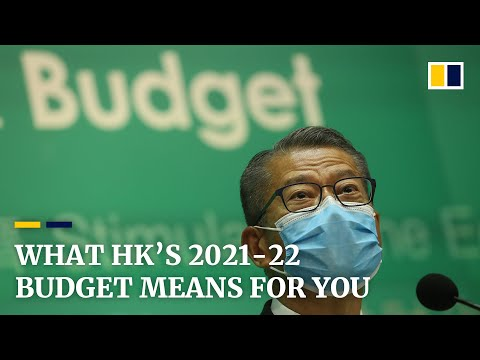 What Hong Kong's 2021-22 budget means for residents of the city