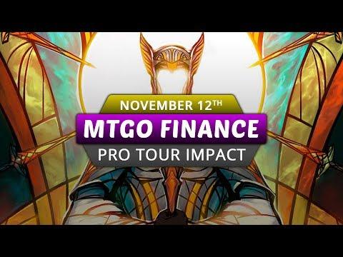 Pro Tour Impact | MTGO Finance November 12th