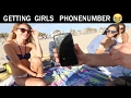Getting girls Phone Number using Magic  Trick  -Julien Magic
