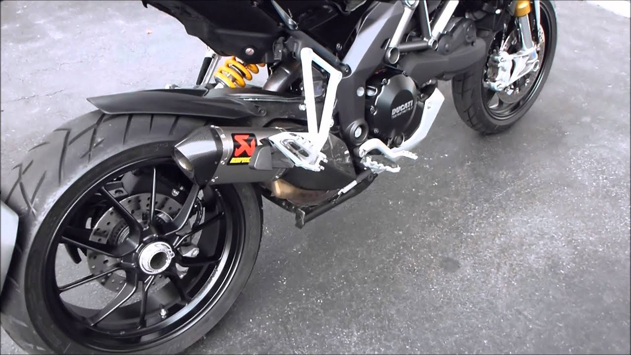 Ducati  Aftermarket Exhaust