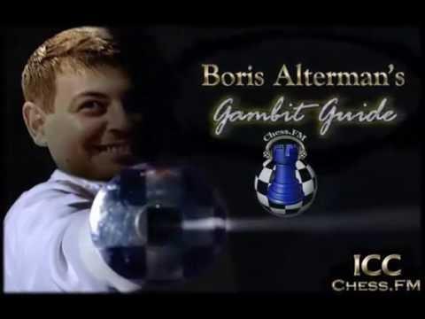 GM Alterman's Gambit Guide - Vaganian Gambit - Part 3 at Chessclub.com