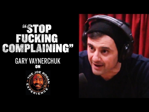 Joe Rogan Asks: What Should People Do GaryVee ?