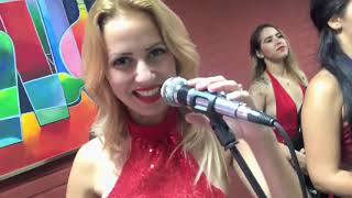 Melao Girls | Female Latin Band | Dubai # 1 ent. booking agency | 33 Music Group | Scott Sorensen