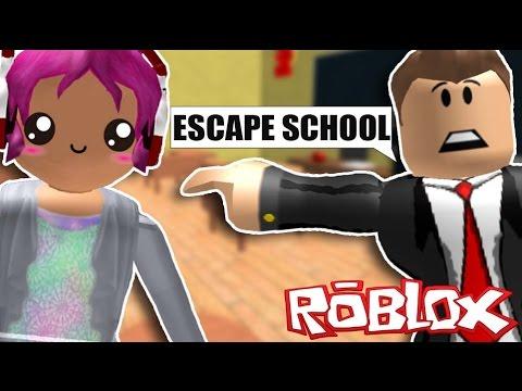 Jogo ESCAPING HIGH SCHOOL! | Roblox Obby Online Gratis