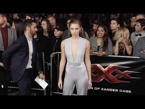"Hermione Corfield ""xXx: Return of Xander Cage"" Los Angeles Premiere"