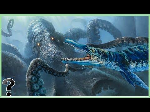 What If A Kronosaurus Fought The Kraken?