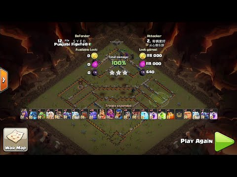 how-to-3-star-town-hall-13-bases...?