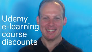 Udemy discounts & course coupons. Get Udemy business and marketing discount codes and course cou