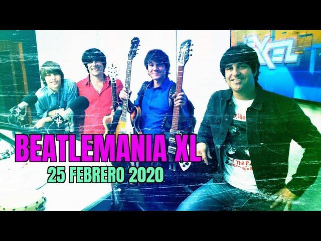 BEATLEMANIA XL - 25 FEBRERO 2020 - X LEVEL