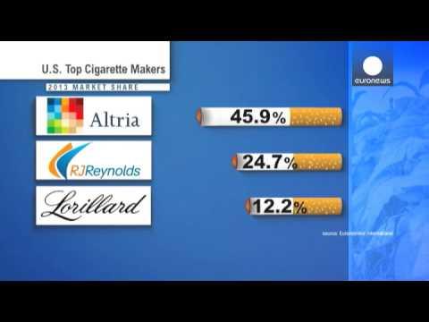 Etats-Unis : concentration dans le secteur du tabac - economy