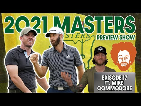 The Masters picks with Mike Commodore #InOne