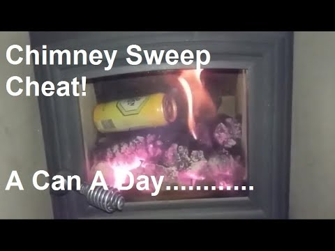 Chimney Sweep Cheat Aluminium Cans