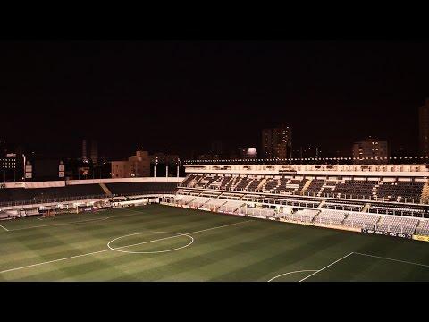 Vila Belmiro: esta é a nossa casa
