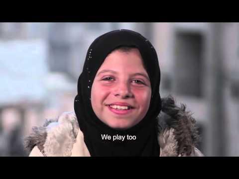 How Syrian Children Cope — Saja Tells Her Story