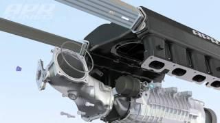 APR Stage III 4.2L FSI V8 Supercharger