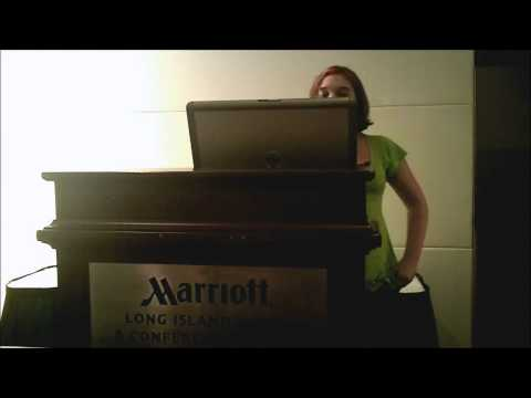 """HPS2012 Karaoke - Katherine - """"Rollin in the Deep"""""""