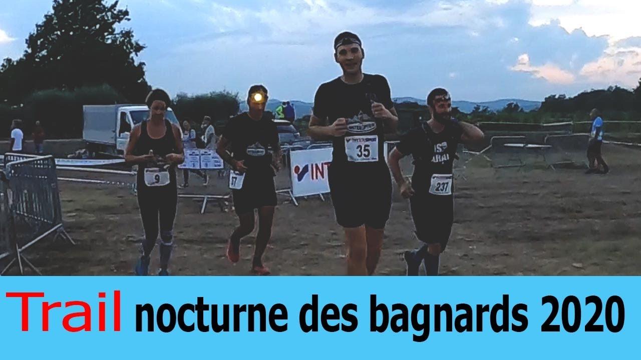 Download Trail nocturne des Bagnards 2020 (8 / 16 km )