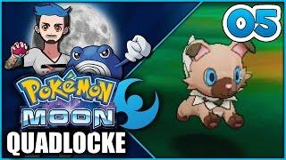 Pokémon Moon Quadlocke Part 5 | POKÉMON SNAP-HAPPY