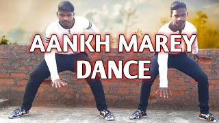 Aankh marey simmba - dance video | Choreography vis sid | ranveer singh