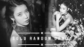 KPOP SOLO RANDOM PLAY DANCE [MIRRORED]
