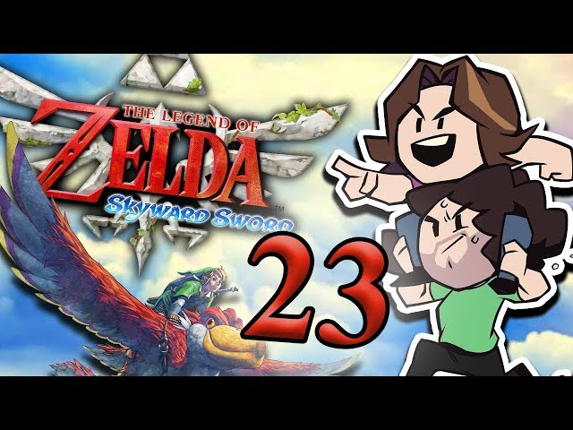 Skyward Sword: Lava Boy - PART 23 - Game Grumps