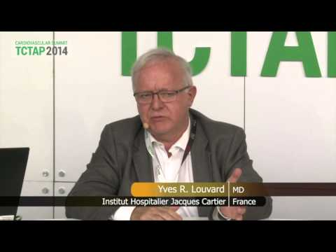 "TCTAP 2014 Wrap-up Interview ""LM and Bifurcation"""