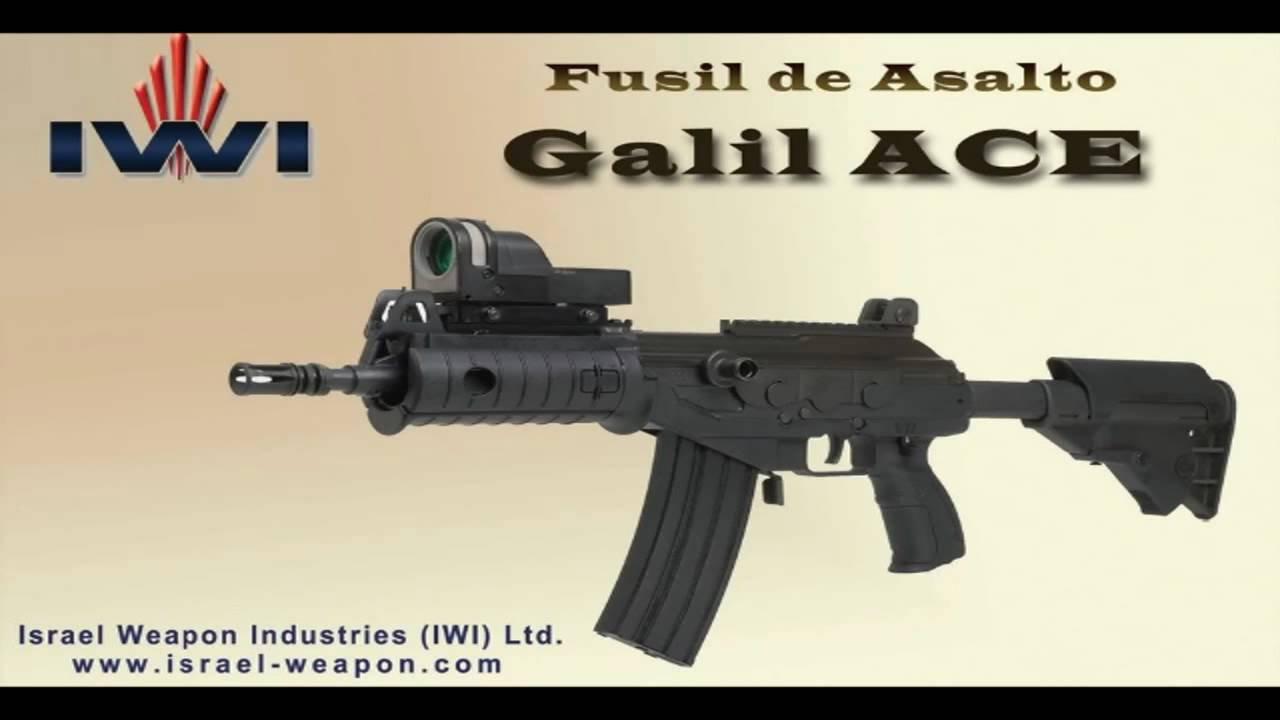 A Galil for the 21st Century | Strike - Hold!