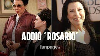 """Morta Shelley Morrison: addio alla Rosario di """"Will & Grace"""", aveva 83 anni"""