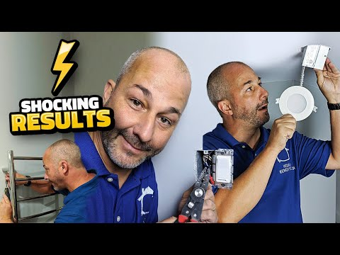 Diy Bathroom Wiring | Part 2 | Finishing Touches
