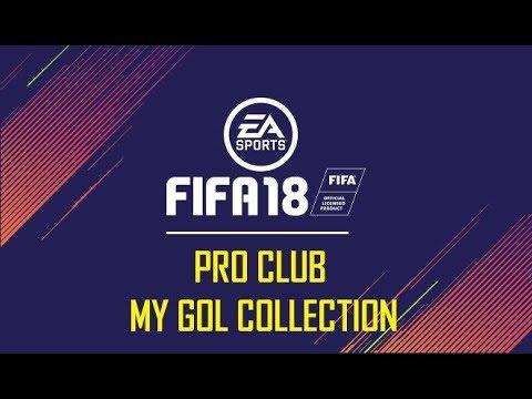FIFA PRO CLUB GOL #37