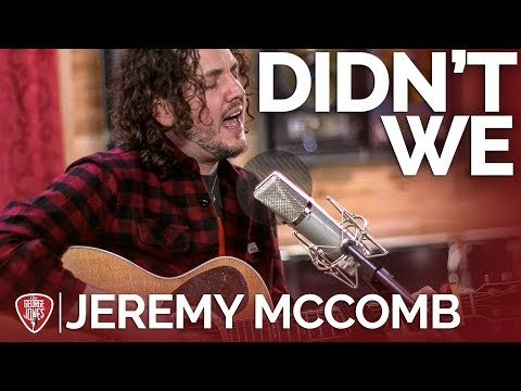 Jeremy McComb - Didn't We (Acoustic) // The George Jones Sessions