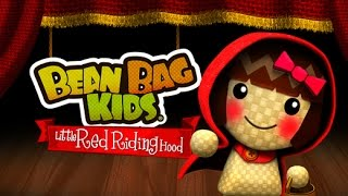 ✿★LITTLE RED RIDING HOOD★✿ -FREE ipad iphone app by Beanbag Kids video review
