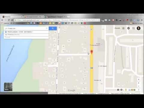Модуль Google Maps для Joomla 2.5-3.x