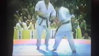 1982年11月13~14日東京体育館 掌道鍼灸整骨院 http://www.medifeel-q.com.