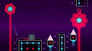 Theory of Everything 2 by RobTop (3 Coins) ~ Geometry Dash