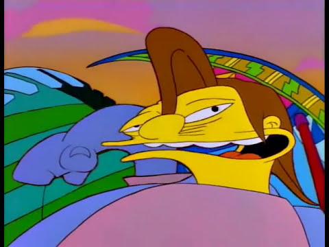 Homer's Guatemalan Insanity Pepper Trip