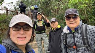 2018 12 10:大嶼山南山郊遊徑,適合行山初級進階路徑