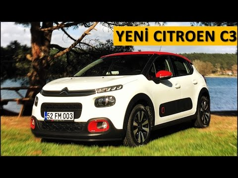 New 2016 Citroen C3 test drive and review