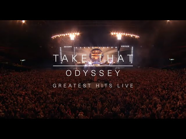 Take That - Odyssey Greatest Hits Live (Trailer)