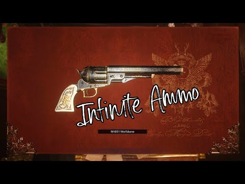How To Get The Infinite Ammo Wolfsbane | Resident Evil Village.