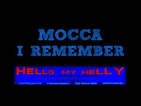 Mocca - I Remember Lirik & Terjemahan HQ