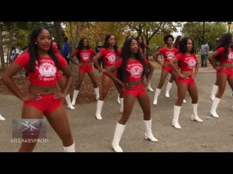 Tennessee State University Marching Band - Marching In #Homecoming - 2016