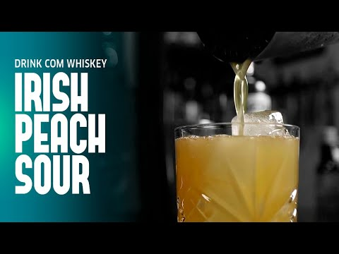 Irish Peach Sour Recipe