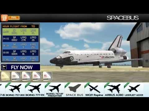 Flight Simulator Paris (full) All Planes Unlocked MOD