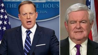 Newt Gingrich calls for closing down the WH press room