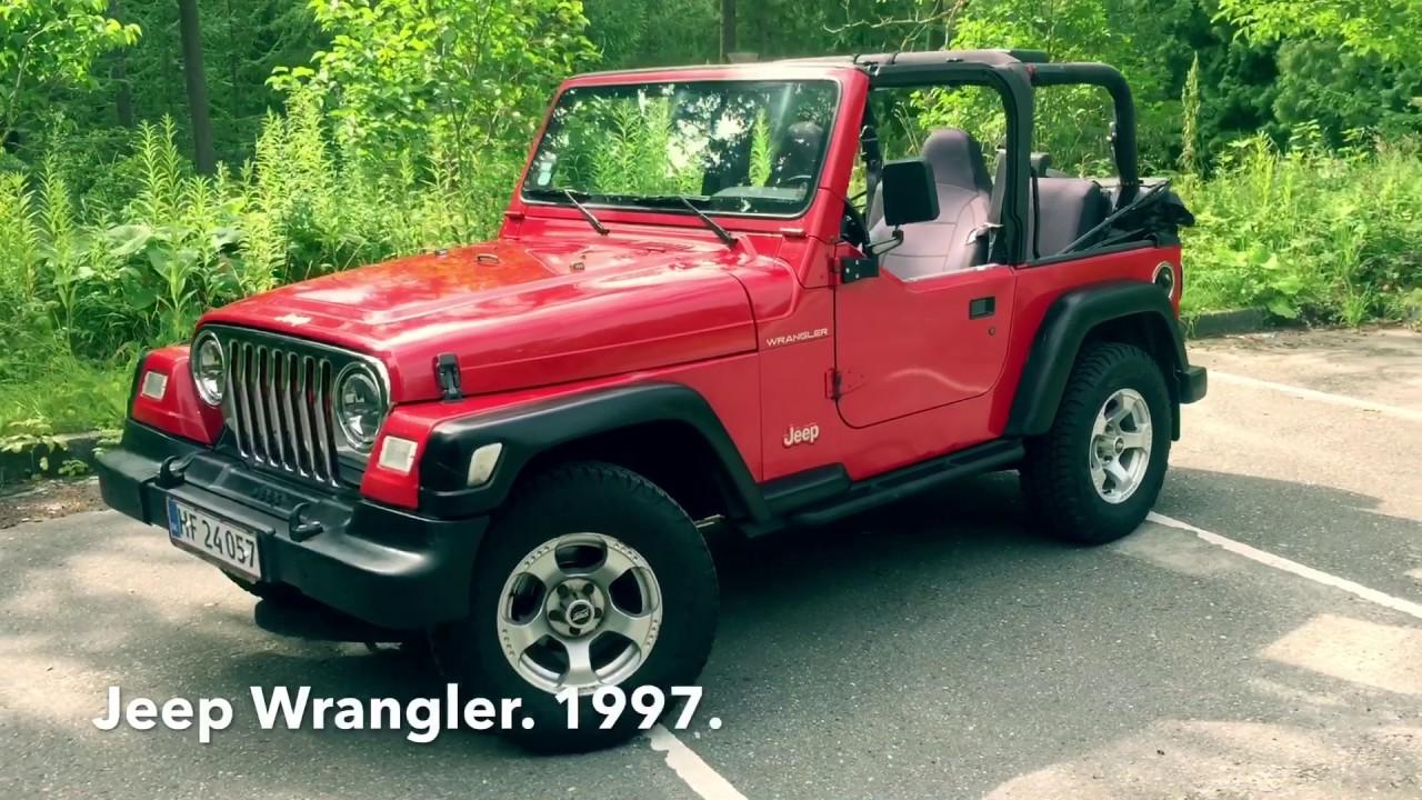 jeep til salg
