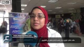 بالفيديو | طلاب بإعلام القاهرة: هندخل قسم إذاعة علشان نقدم برامج