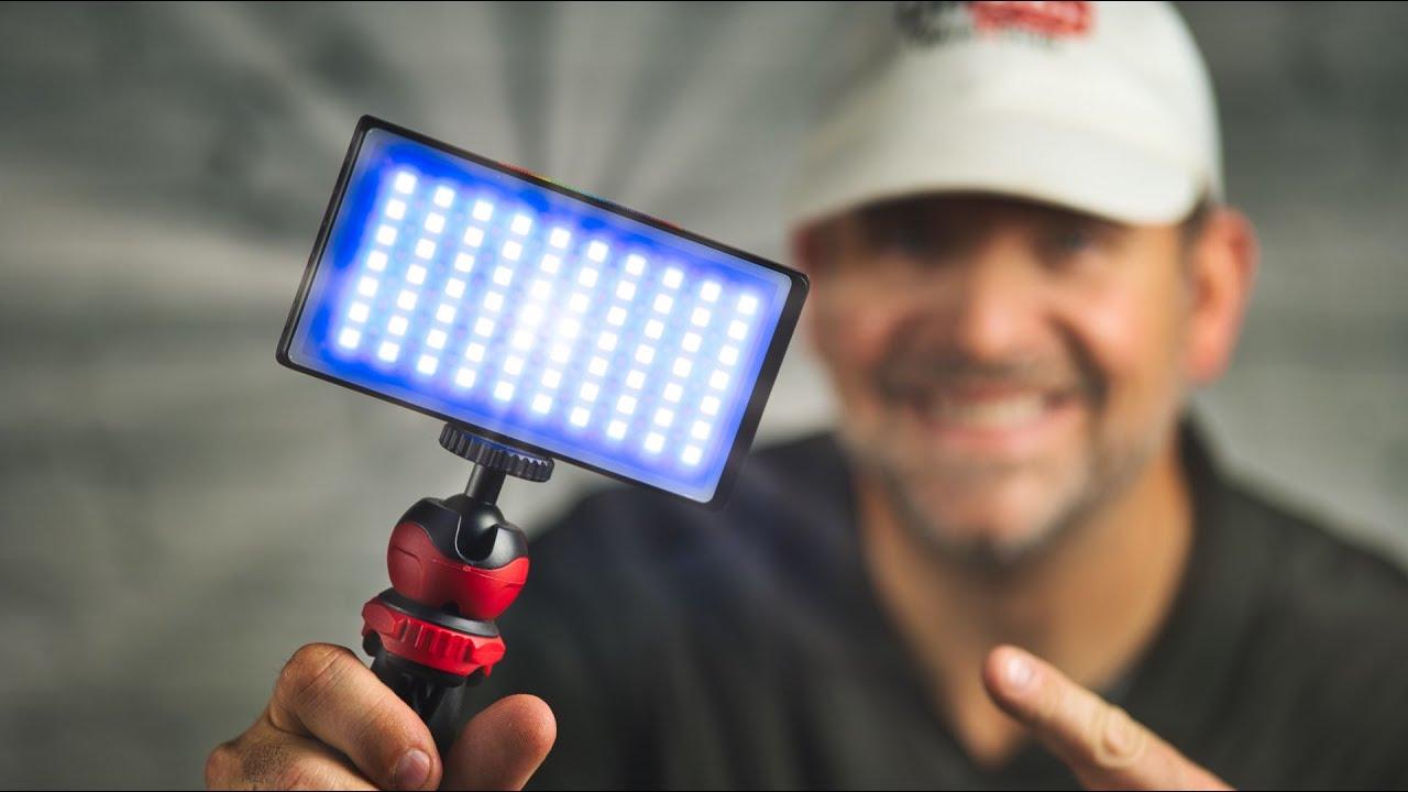 Is a $99 dollar RGB light good?  The YY150 by Digitalfoto.